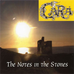 The Notes In The Stones CD Cover